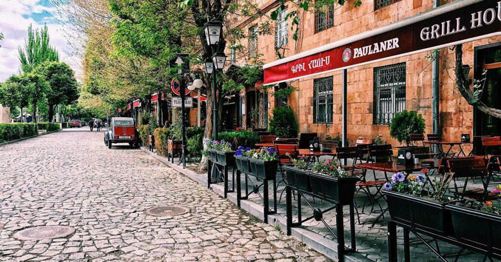 Yerevan - Cascade