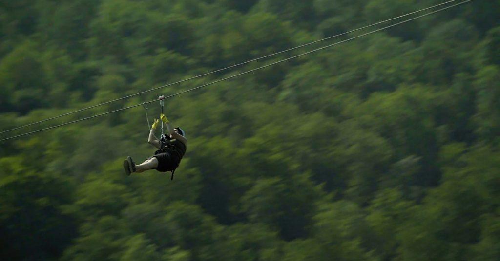 Zipline - Extrem Park