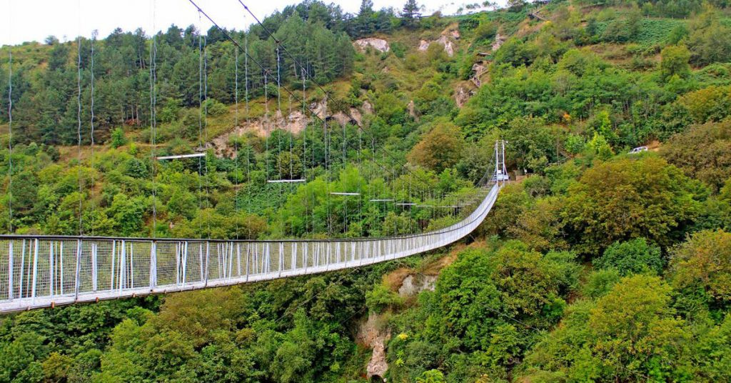 Khndzoresk Bridge